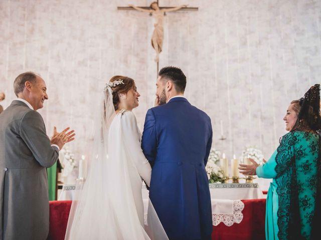 La boda de Juan y Marta en Salteras, Sevilla 72