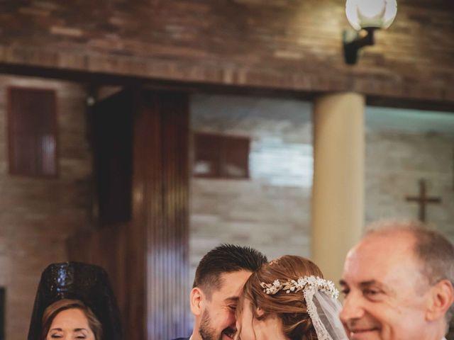 La boda de Juan y Marta en Salteras, Sevilla 74