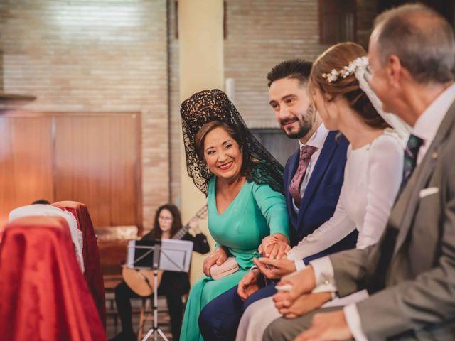 La boda de Juan y Marta en Salteras, Sevilla 75