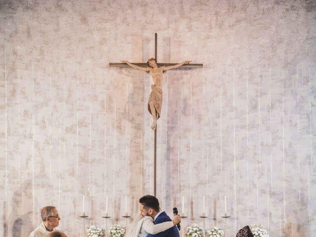 La boda de Juan y Marta en Salteras, Sevilla 77