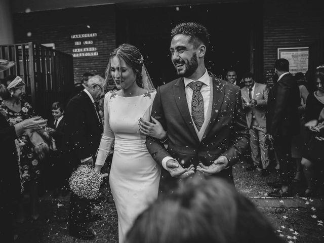 La boda de Juan y Marta en Salteras, Sevilla 84