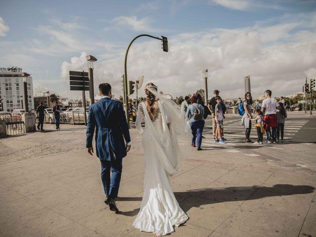 La boda de Juan y Marta en Salteras, Sevilla 90
