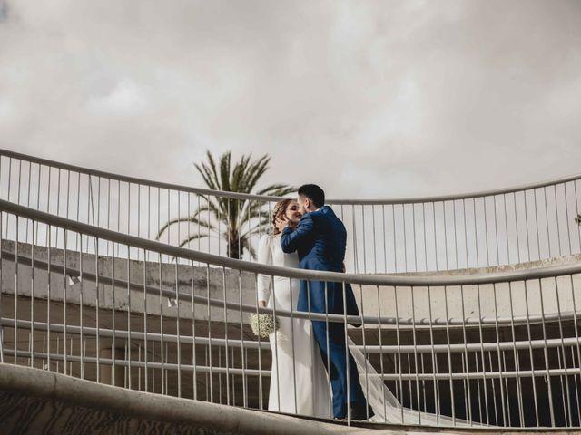 La boda de Juan y Marta en Salteras, Sevilla 99