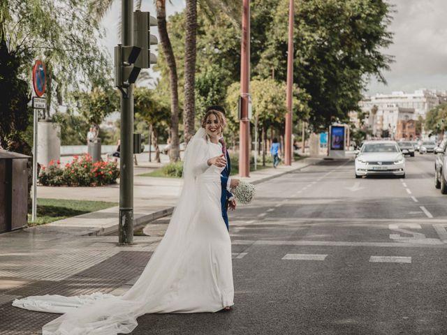 La boda de Juan y Marta en Salteras, Sevilla 102