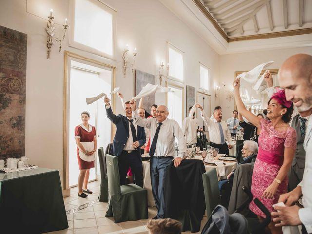 La boda de Juan y Marta en Salteras, Sevilla 115