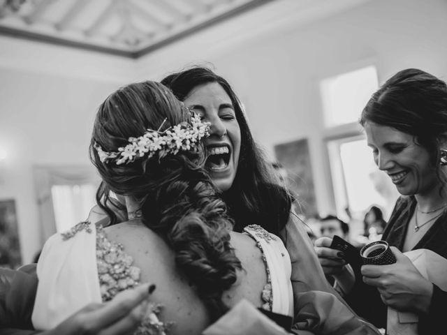 La boda de Juan y Marta en Salteras, Sevilla 122