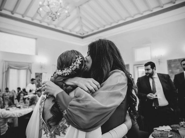 La boda de Juan y Marta en Salteras, Sevilla 131