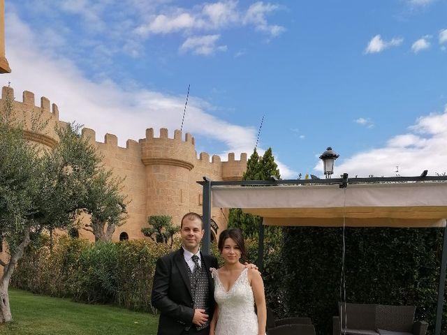 La boda de Héctor  y Iulia en Pedrola, Zaragoza 2