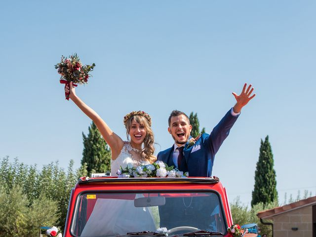 La boda de Javi y Sara en Laguardia, Álava 4