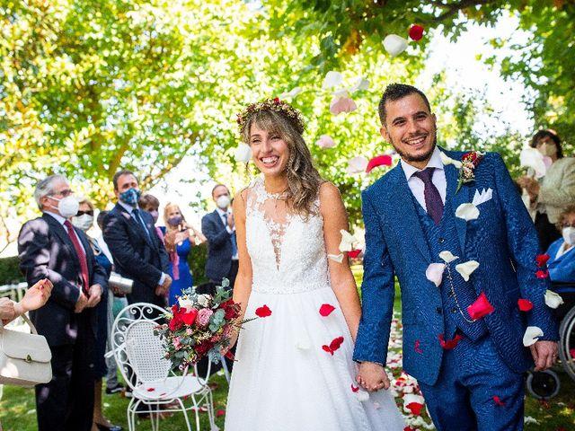 La boda de Javi y Sara en Laguardia, Álava 17