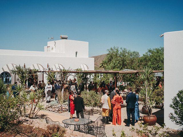 La boda de Ramón y María en El Cabo De Gata, Almería 17