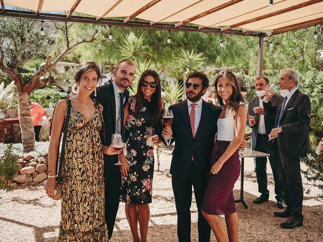 La boda de Ramón y María en El Cabo De Gata, Almería 19