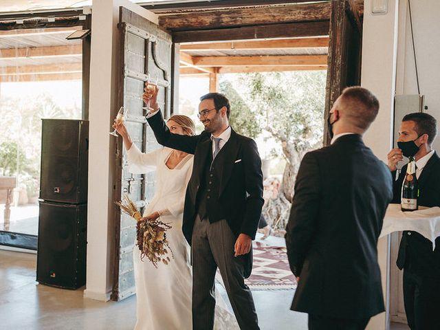 La boda de Ramón y María en El Cabo De Gata, Almería 1