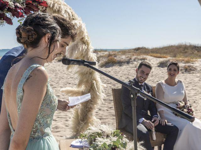 La boda de Raúl y Amanda en Valencia, Valencia 25