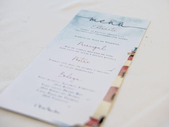 La boda de Raúl y Amanda en Valencia, Valencia 34