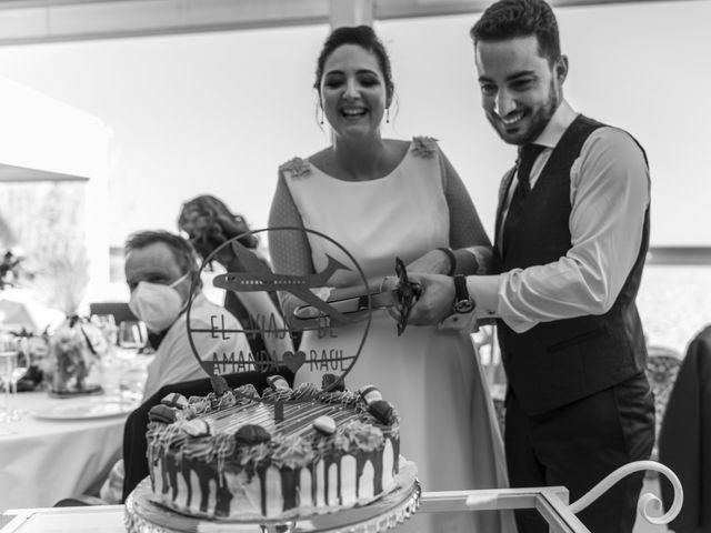 La boda de Raúl y Amanda en Valencia, Valencia 36