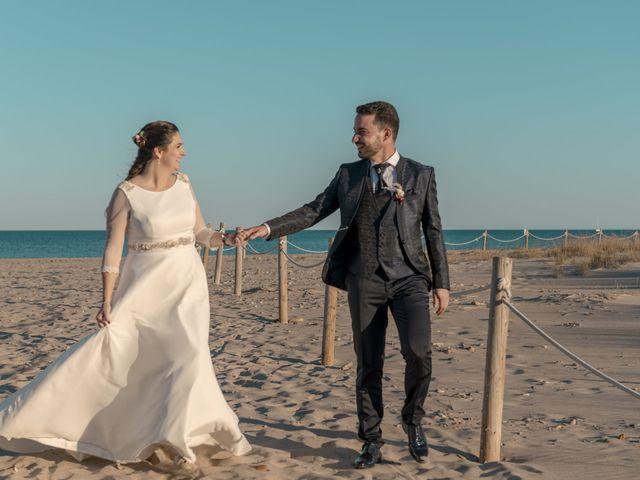 La boda de Raúl y Amanda en Valencia, Valencia 48