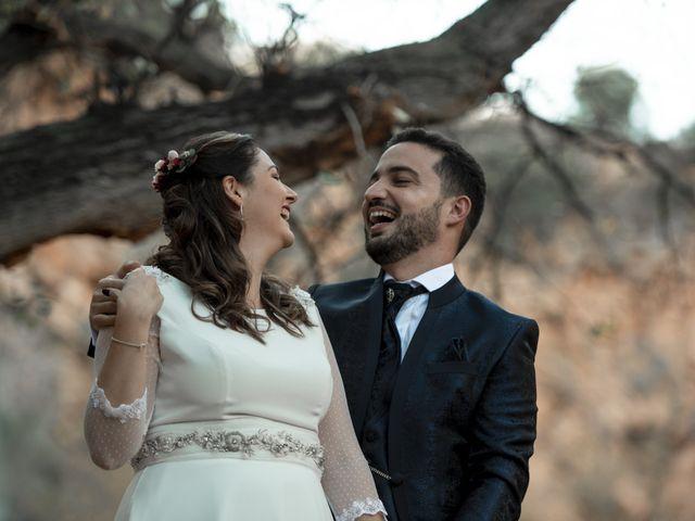 La boda de Raúl y Amanda en Valencia, Valencia 51