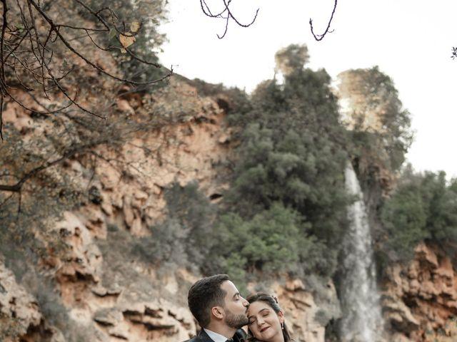 La boda de Raúl y Amanda en Valencia, Valencia 54