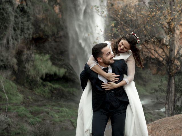 La boda de Raúl y Amanda en Valencia, Valencia 56