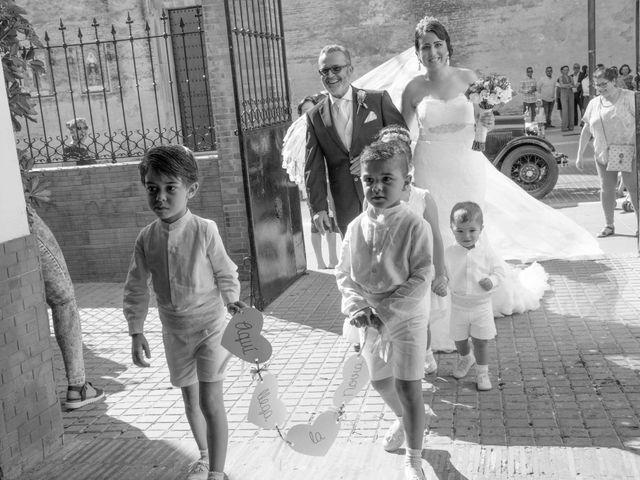 La boda de Antonio y Gema en Sanlucar De Barrameda, Cádiz 2