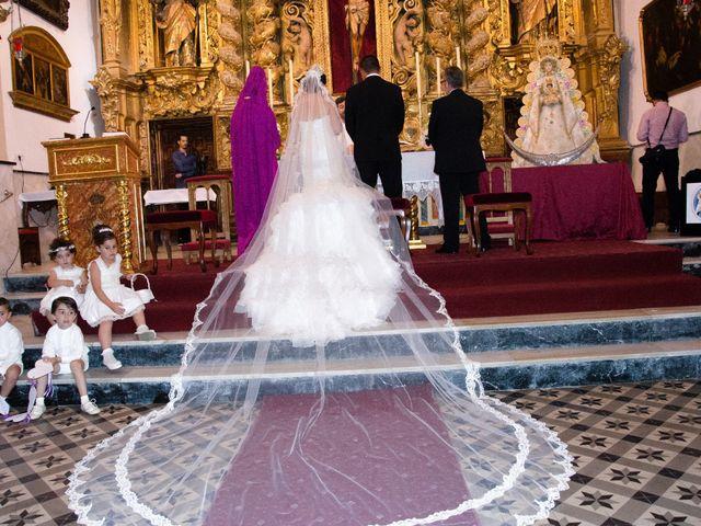 La boda de Antonio y Gema en Sanlucar De Barrameda, Cádiz 8