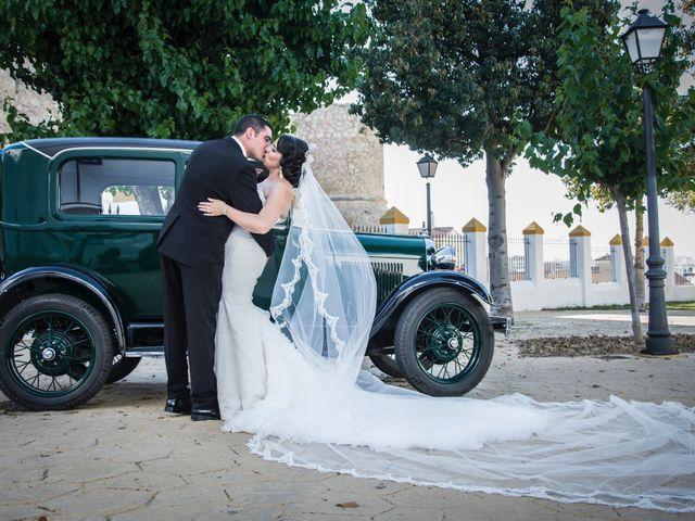 La boda de Gema y Antonio