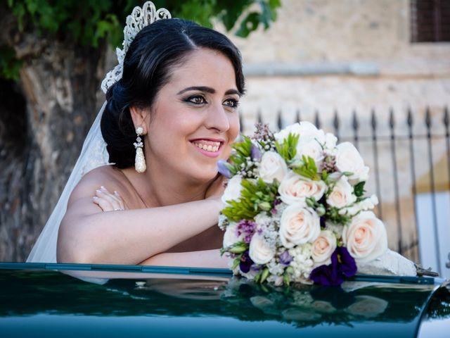 La boda de Antonio y Gema en Sanlucar De Barrameda, Cádiz 10