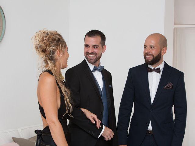 La boda de Pep y Estela en Premia De Dalt, Barcelona 1