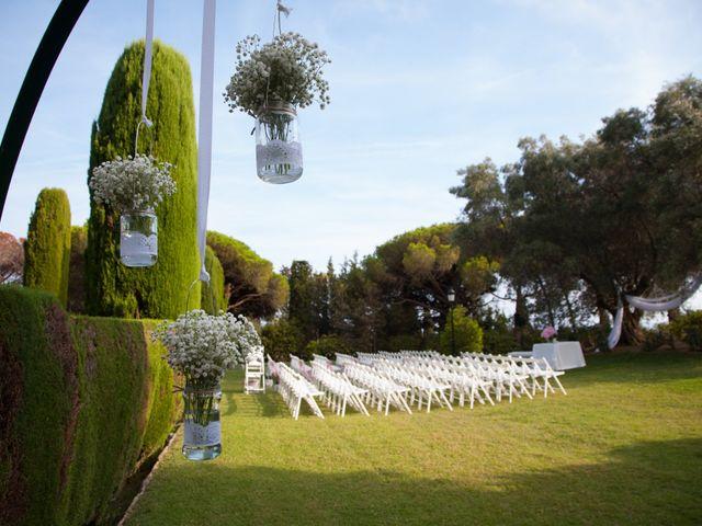 La boda de Pep y Estela en Premia De Dalt, Barcelona 21