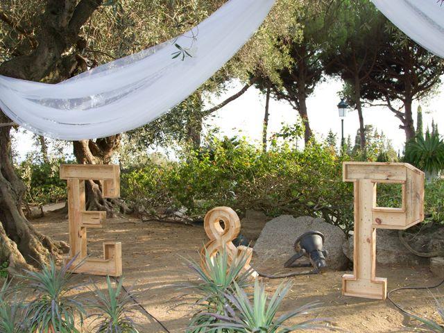 La boda de Pep y Estela en Premia De Dalt, Barcelona 23
