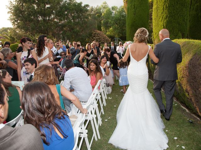 La boda de Pep y Estela en Premia De Dalt, Barcelona 26
