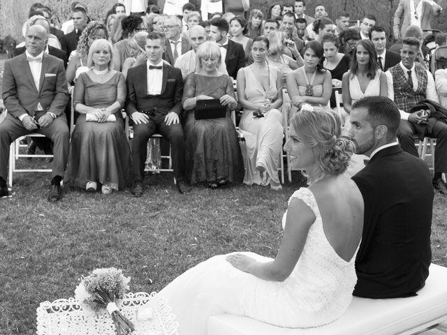 La boda de Pep y Estela en Premia De Dalt, Barcelona 27
