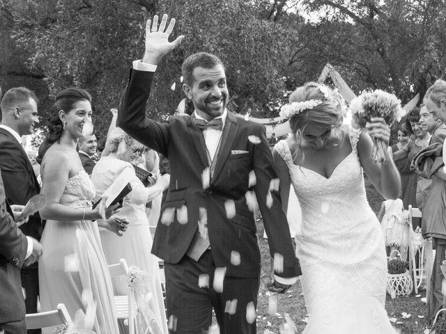 La boda de Pep y Estela en Premia De Dalt, Barcelona 34