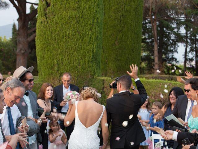La boda de Pep y Estela en Premia De Dalt, Barcelona 35