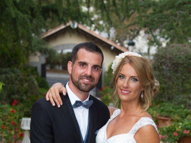La boda de Pep y Estela en Premia De Dalt, Barcelona 39