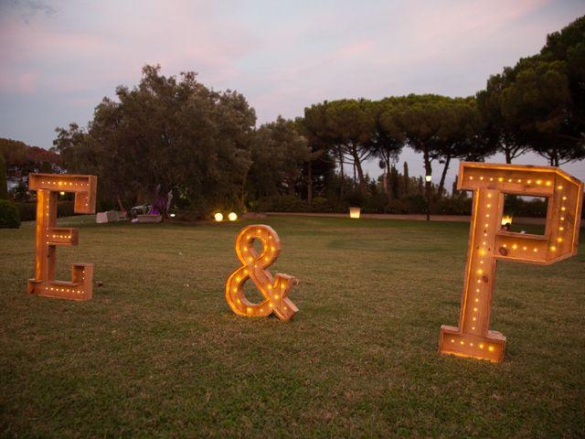 La boda de Pep y Estela en Premia De Dalt, Barcelona 43