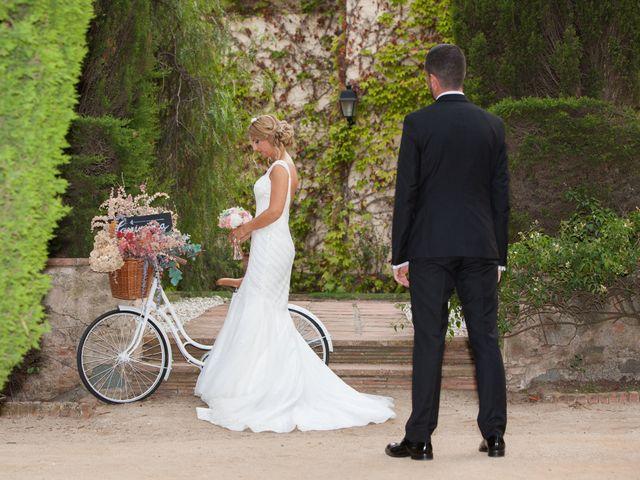 La boda de Pep y Estela en Premia De Dalt, Barcelona 45