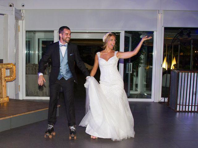 La boda de Pep y Estela en Premia De Dalt, Barcelona 56