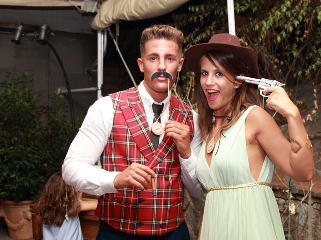 La boda de Pep y Estela en Premia De Dalt, Barcelona 64