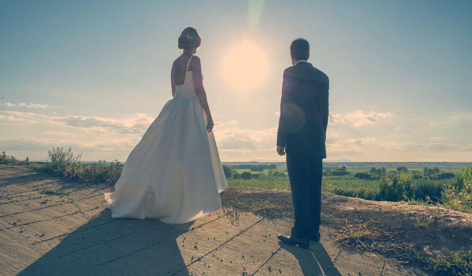 La boda de Marta y Sergio en Benavente, Zamora