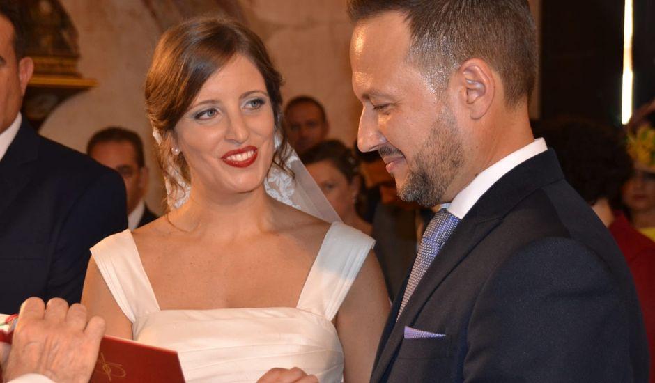 La boda de Feancisco y Gema en Palos De La Frontera, Huelva