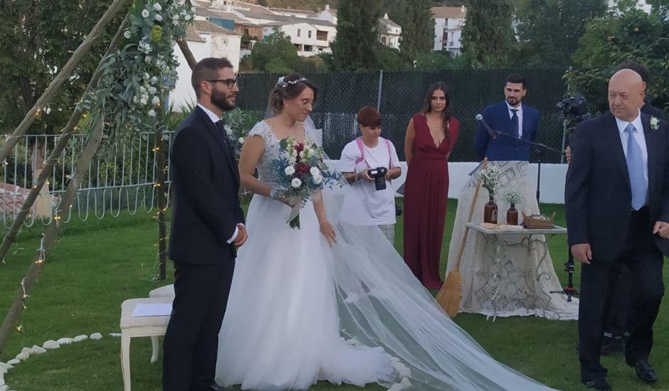 La boda de Manuel y Miriam en Almedinilla, Córdoba