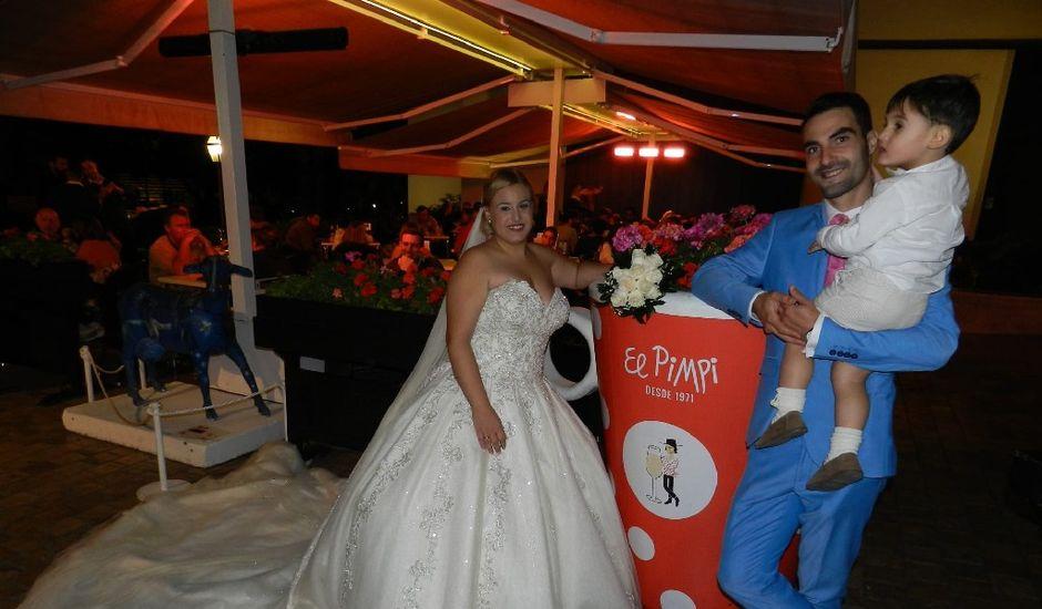 La boda de Carlos  y Raquel  en Málaga, Málaga