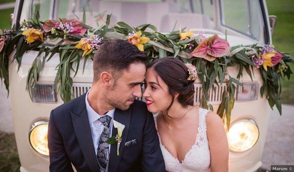 La boda de Antonio y Miriam en Urbanización Campoamor, Alicante