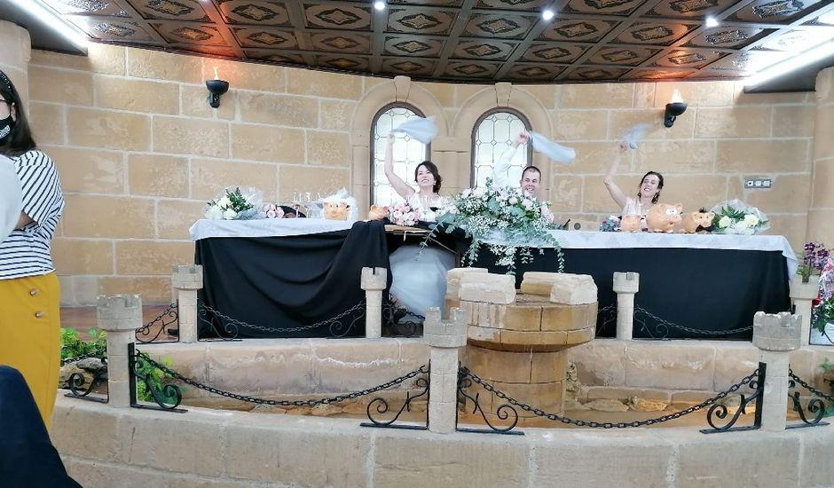 La boda de Héctor  y Iulia en Pedrola, Zaragoza