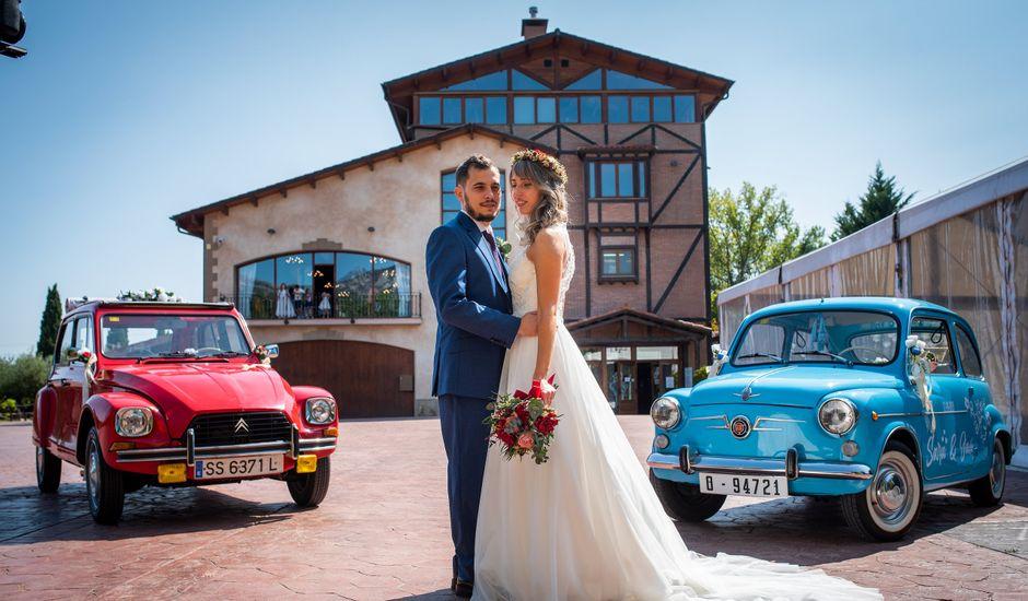 La boda de Javi y Sara en Laguardia, Álava