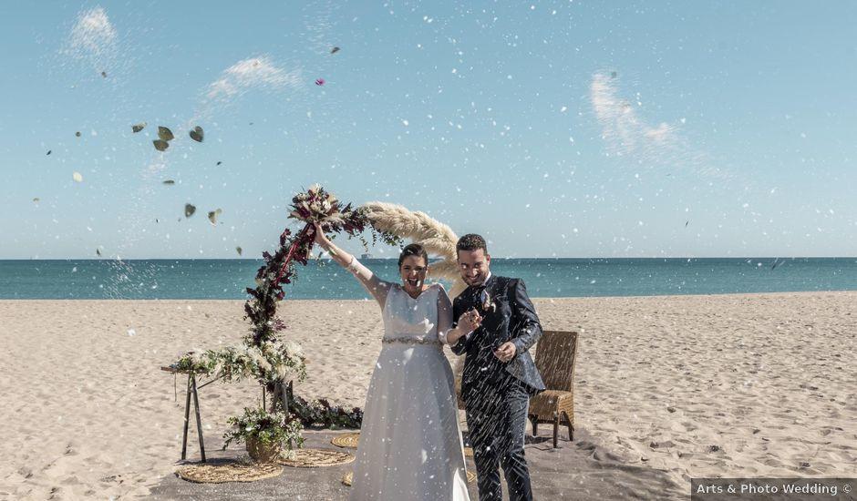 La boda de Raúl y Amanda en Valencia, Valencia