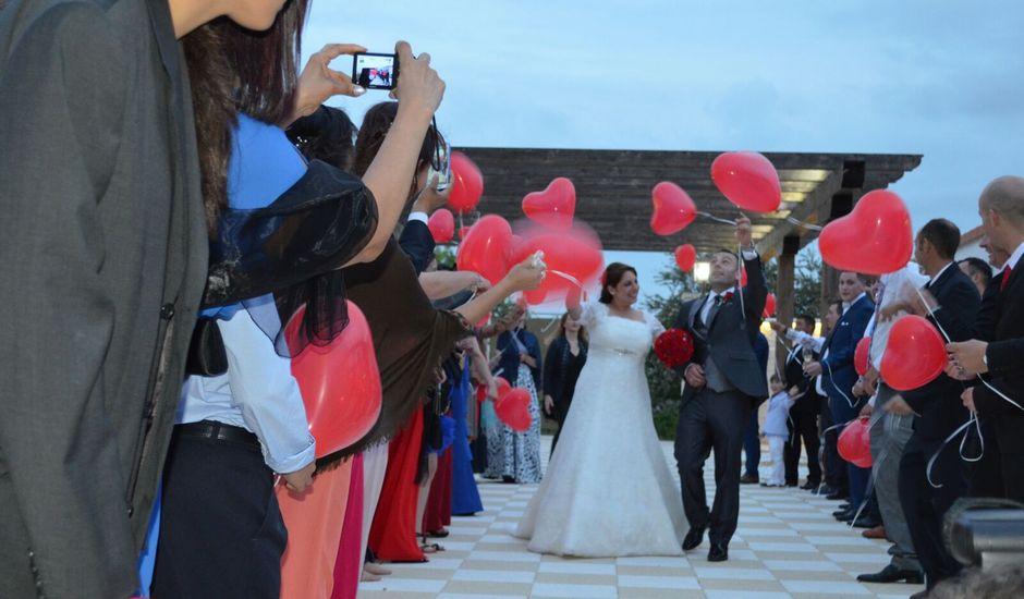 La boda de Manuel y Patricia en Villarino De Los Aires, Salamanca