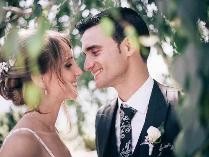 La boda de Núria y Joan